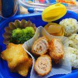【幼稚園の運動会のお弁当】とんかつはミルフィーユ風がおすすめです!