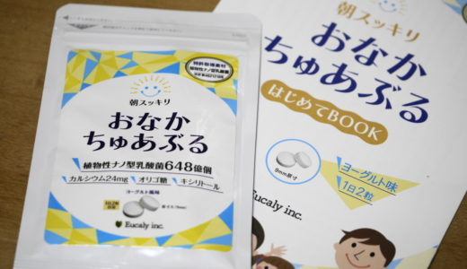子どもの便秘対策に…。美味しい乳酸菌「おなかちゅあぶる」