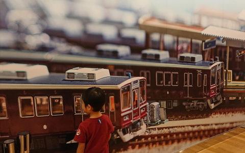 阪急百貨店の鉄道模型フェスティバル2019に行ってきました!
