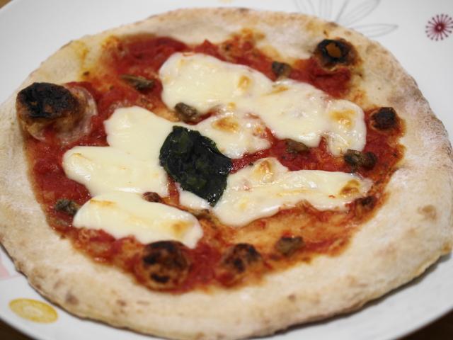 フォンターナ ピザ
